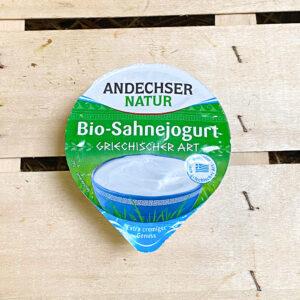 Griechischer Jogurt