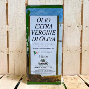 Natives Olivenöl aus APULIEN