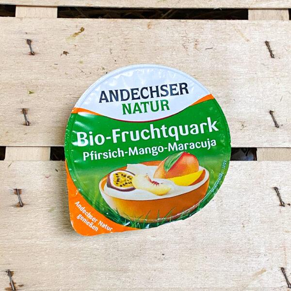 Bio Quark Pfirsich Mango Maracuja