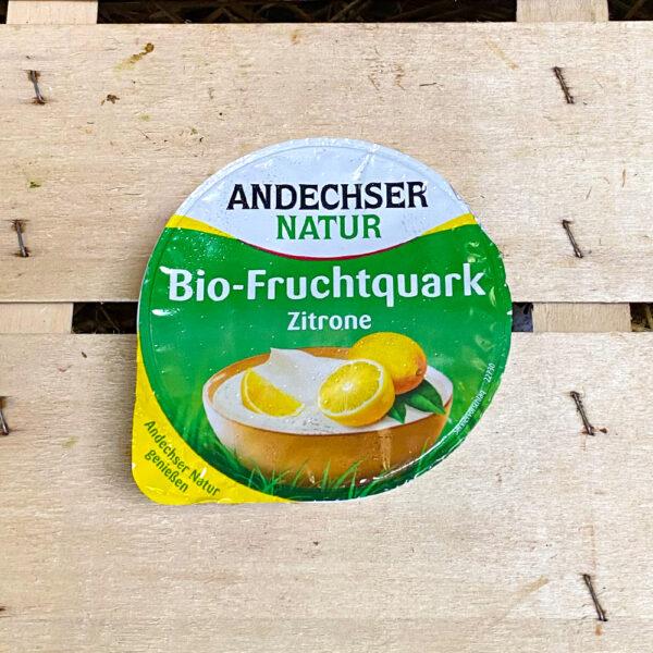 Bio Quark zitrone