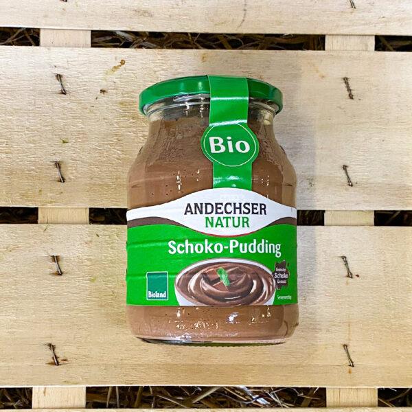 Bio Schoko pudding
