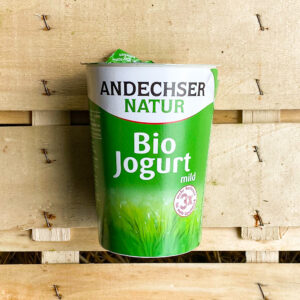 Bio jogurt 400g
