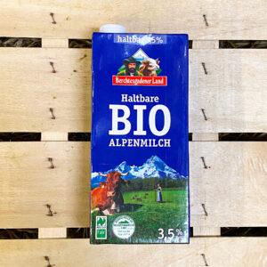 haltbare Bio milch 35
