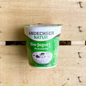 jogurt stracciatella