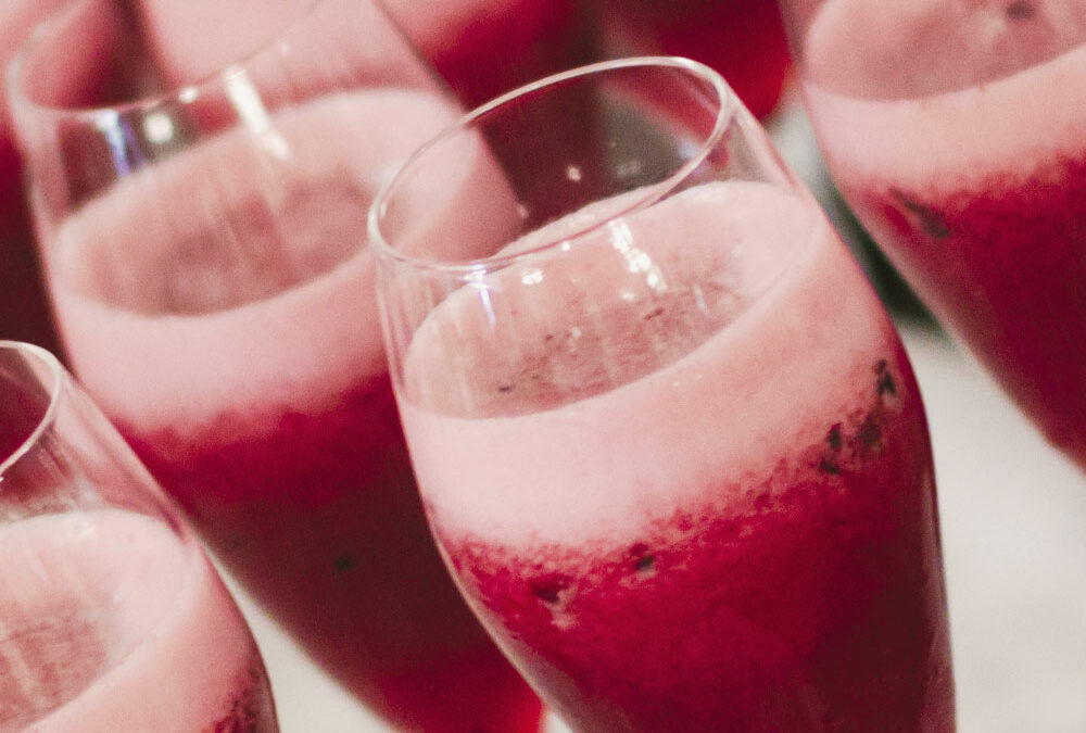 Pink Frozen Prosecco