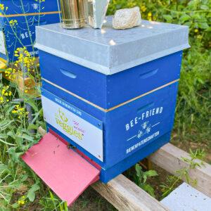 Die Veggies Honig