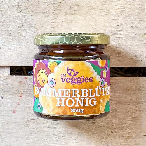 Die Veggies Honig Sommerblütenhonig
